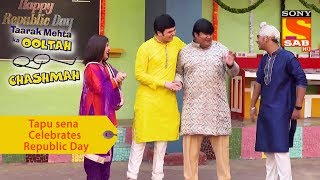 Your Favorite Character | Tapu Sena Celebrates Republic Day | Taarak Mehta Ka Ooltah Chashmah - SABTV