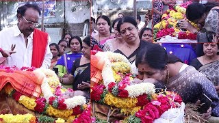 Tollywood Celebs Pay Tribute to Veteran Actress Geethanjali | IndiaGlitz Telugu - IGTELUGU