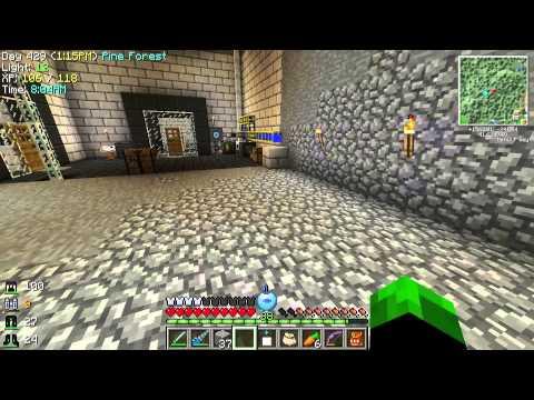 Alto-Forno Industrial - Minecracraft com Mods EP84