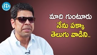 Actor Murali Sharma Unknown Facts | Celebrity Buzz With iDream | Dil Se With Anjali | iDream Movies - IDREAMMOVIES
