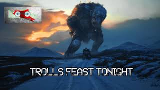 Royalty Free Trolls Feast Tonight
