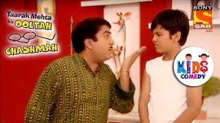 Tapu Doesn't Want To Appear For His Exams | Tapu Sena Special | Taarak Mehta Ka Ooltah Chashmah - SABTV