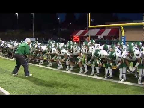 Skyline Football '12 Week 9 - Kingco v Bothell