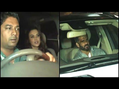 Celebrities Attend Salman's Bajrangi Bhaijaan Success Party!