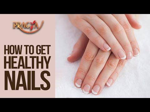 How To Get Long, Shiny & Healthy Nails At Home! - Pooja Goyal (Beauty Expert ) - Pragya T