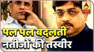 Assembly Election Results: Heated debate between Cong & BJP - ABPNEWSTV