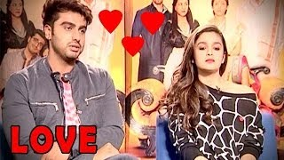 To Love or not to Love Arjun -- Alia advise - ZOOMDEKHO