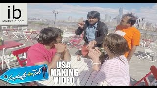 Subramanyam for Sale USA Making Video