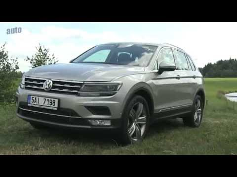 Autoperiskop.cz  – Výjimečný pohled na auta - Videorecenze: Volkswagen Tiguan Highline 2.0 TDI DSG