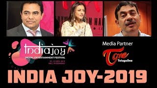 India Joy 2019 | Digital Entertainment Festival | TeluguOne - TELUGUONE
