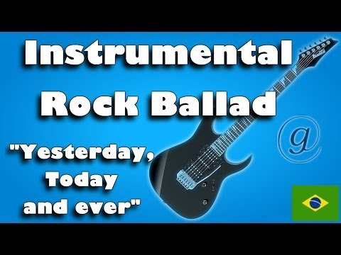Ontem, hoje e sempre (Yesterday, today and ever) - instrumental  guitar song by Evaldo Devellis