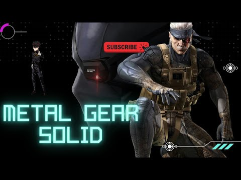 Metal gear solid 4 part 28 Big mama talk about the past event that lead up to now