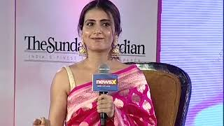 Women Of Steel Summit: Fatima Shaikh says, I was a failure in education - NEWSXLIVE