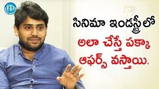 Film Industry Success Formula - Actor Naveen Neni | Talking Movies with iDream | Anitha - IDREAMMOVIES