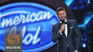 Ryan Seacrest to return as host of 'American Idol' reboot in 2018 - REUTERSVIDEO