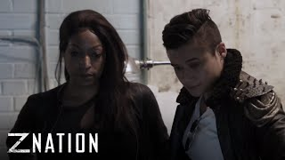 Z NATION | Season 5, Episode 11: Bird, Plane, Drone | SYFY - SYFY
