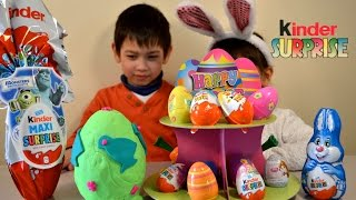 play doh egg maxi kinder unboxing i frozen peppa pig minnie mouse toys