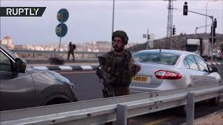 Two IDF soldiers allegedly killed in drive-by shooting in West Bank - RUSSIATODAY