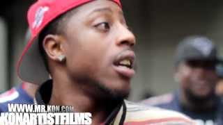 BTS: SMACK/URL PRESENTS N.O.M.E 3 CORTEZ VS K SHINE | GETTING READY FOR SUMMER MADNESS 3