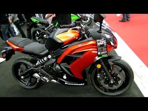 2014 Kawasaki Ninja 650 ABS Walkaround - 2014 Montreal Motorcycle Show