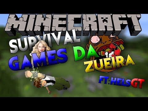 Minecraft: Survival Games (BEN10,Animes,Estrupador)