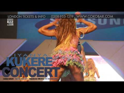 SHAKE YOUR YANSH FOR @IYANYA - KUKERE CONCERTS LONDON/MANCHESTER TKTS: COKOBAR.COM