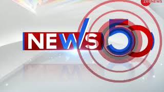 News 50: 5 dead in major fire in two Lucknow hotels - ZEENEWS