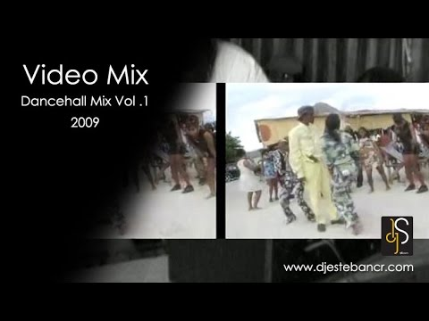 DJ Esteban Dancehall Mix Vol.1