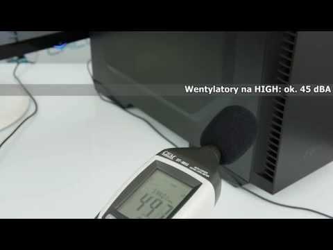 Antec VSP5000 - video recenzja i testy na żywo