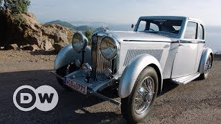Rarity: Bentley 3.5-litre Park Ward Aero Saloon | DW English - DEUTSCHEWELLEENGLISH