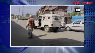 video : जम्मू-कश्मीर : सोपोर में ग्रेनेड धमाका,तीन लोग घायल