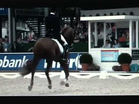 Patrik Kittel & Watermill Scandic Grand Prix Freestyle Dressage Championship 2011