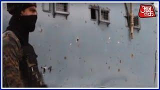 Anantnag में सुरक्षाबलों और आतंकियों की मुठभेड़ में एक जवान शहीद | Breaking News - AAJTAKTV