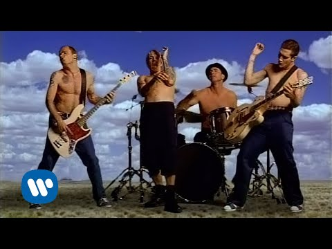 Teledysk Red Hot Chili Peppers - Californication [Official Music Video]