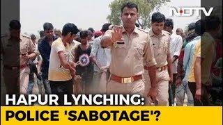Road Rage Or Cow Vigilantism? In Hapur Lynching, Glaring Anomalies - NDTV