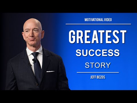 Amazing Amazon Story - Jeff Bezos Full Speech