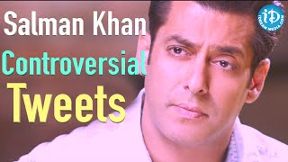 Salman Khan Apologises for Yakub Memon Tweets - IDREAMMOVIES