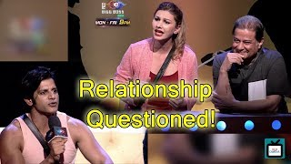 BIG BOSS 12 : Anup Jalota and Jasleen's relationship questioned by the contestants. - TELLYCHAKKAR