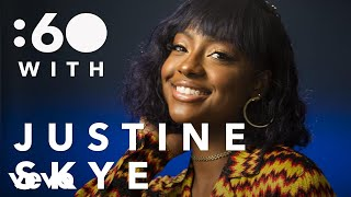 Justine Skye - :60 With - VEVO