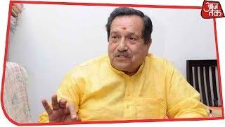 RSS नेता इंद्रेश बोले- राम मंदिर निर्माण में देरी के लिए कांग्रेस, वाम और 2-3 जज गुनहगार - AAJTAKTV