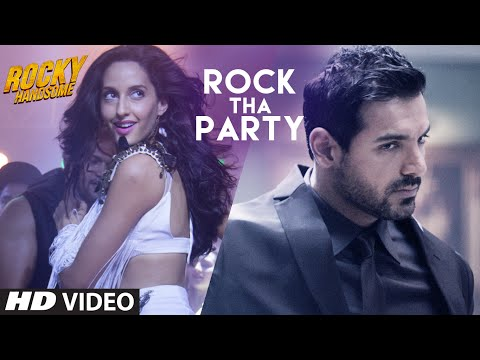 Rocky Handsome - Rock Tha Party Song