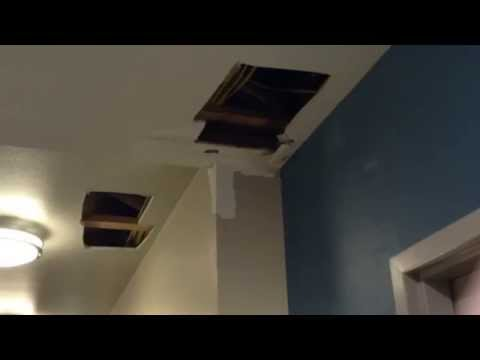Heritage Hall Plagued by Water Damage | 9-29-14