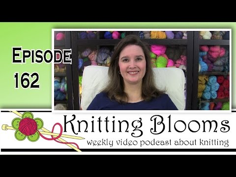 Preemie Hats and More Socks - EP162 - Knitting Blooms