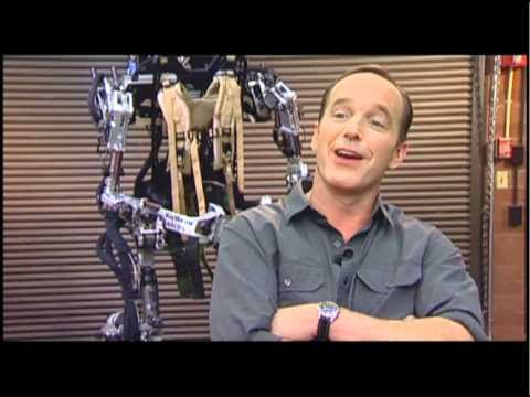 Raytheon Company - Agent Phil Coulson Meets XOS 2
