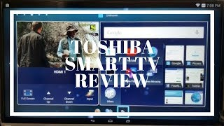 TOSHIBA Android LED TV - L5400 Review