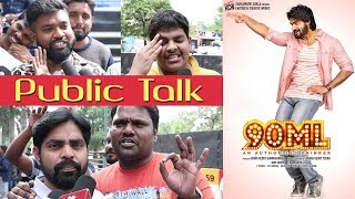 90ML Movie Public Talk | Kartikeya | Neha Solanki | #90mlpublictalk | - IGTELUGU