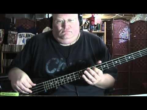 The Beatles With A Little Help From My Friends Bass Cover