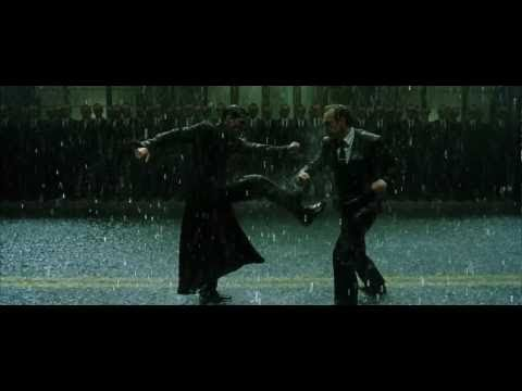 The Matrix trilogy blu-ray music video - King Of The Stereo