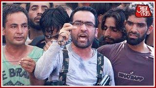 Kashmir में 3 पुलिसकर्मियों की हत्या के बाद सुरक्षाबलों का बड़ा Search Operation - AAJTAKTV