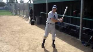 バットコントロールが神業だが、打率は悪いマイナーリーグのジョシュ・ウォーマック選手。
